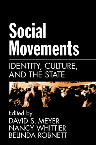 9780195143560: Social Movements: Identity, Culture, and the State