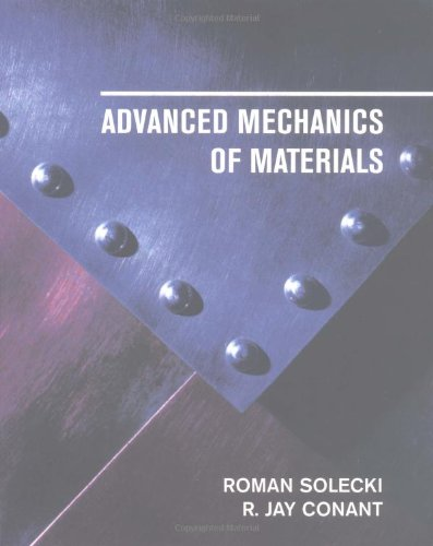 9780195143720: Advanced Mechanics of Materials (Engineering & Technology)