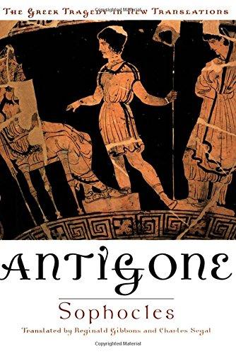 9780195143737: Antigone (Greek Tragedy in New Translations)
