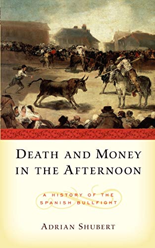 9780195144123: Death in the Afternoon: A History of the Spanish Bullfight