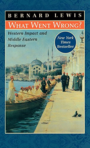 9780195144208: What Went Wrong?: Western Impact and Middle Eastern Response