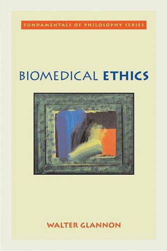 9780195144307: Biomedical Ethics (Fundamentals of Philosophy Series)