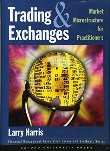9780195144703: Trading and Exchanges: Market Microstructure for Practitioners