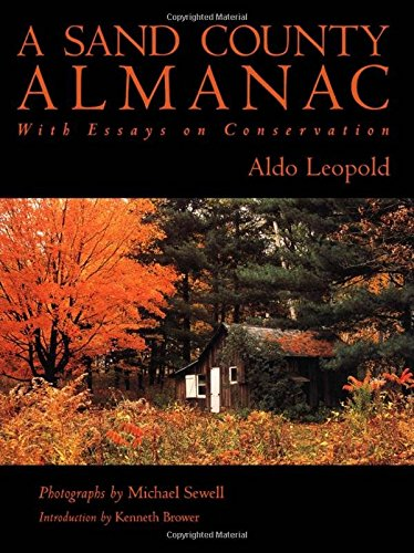 9780195146172: A Sand County Almanac: With Essays on Conservation