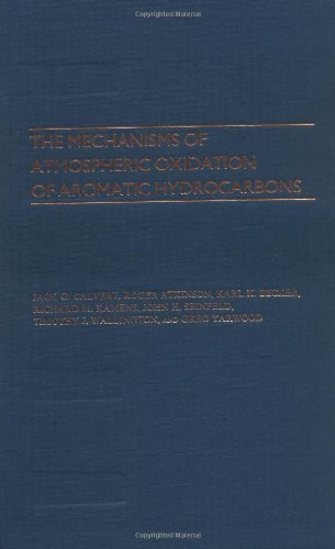 9780195146288: The Mechanisms of Atmospheric Oxidation of the Aromatic Hydrocarbons