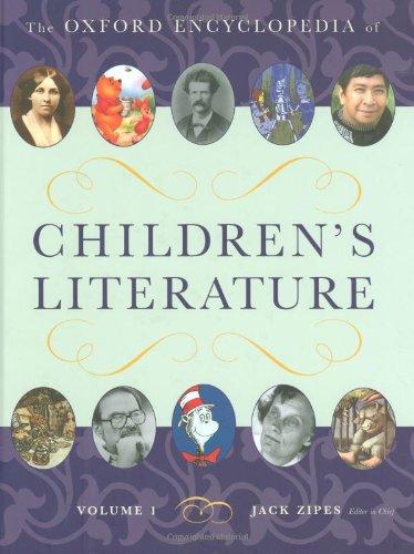 9780195146561: The Oxford Encyclopedia of Children's Literature (4 Volume Set)