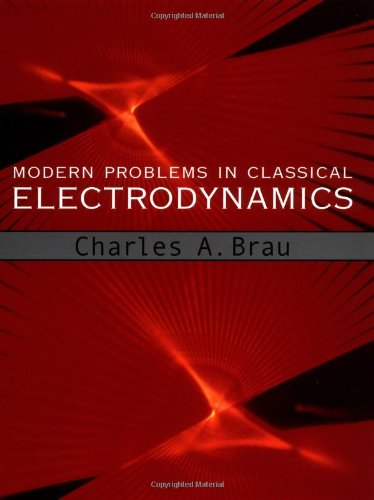 9780195146653: Modern Problems in Classical Electrodynamics (Physics)