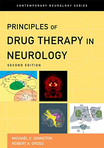 9780195146837: Principles of Drug Therapy in Neurology (Contemporary Neurology Series)