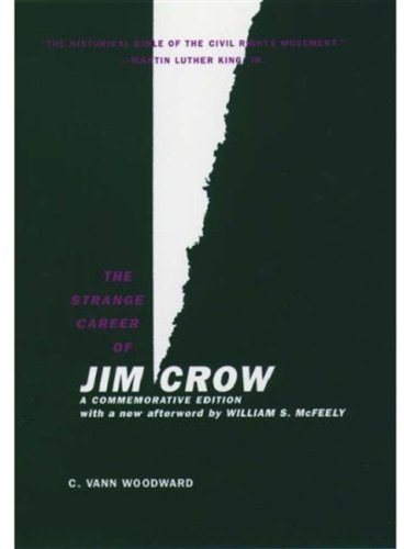 9780195146899: The Strange Career of Jim Crow