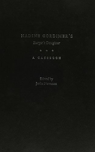 9780195147162: Nadine Gordimer's Burger's Daughter: A Casebook (Casebooks in Criticism)