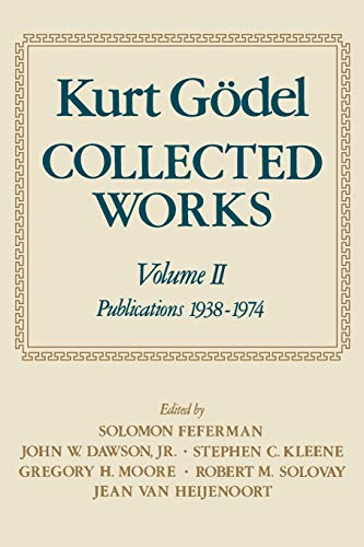 9780195147216: Collected Works: Volume II: Publications 1938-1974 (Collected Works (Oxford))