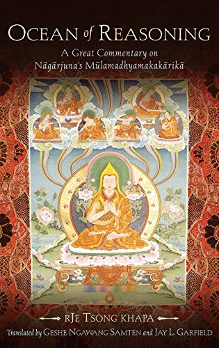9780195147322: Ocean of Reasoning: A Great Commentary on N=ag=arjuna's Mūlamadhyamakak=arik=a