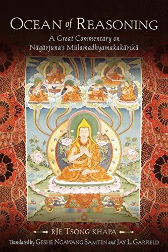 9780195147339: Ocean of Reasoning: A Great Commentary on Nagarjuna's Mulamadhyamakakarika