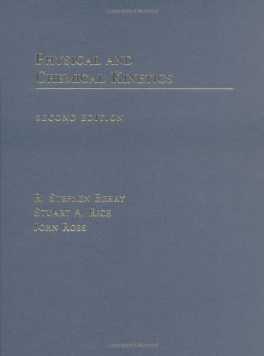 9780195147506: Physical and Chemical Kinetics (Topics in Physical Chemistry)