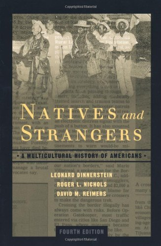 9780195147735: Natives and Strangers: A Multicultural History of Americans