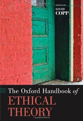 9780195147797: The Oxford Handbook of Ethical Theory (Oxford Handbooks)