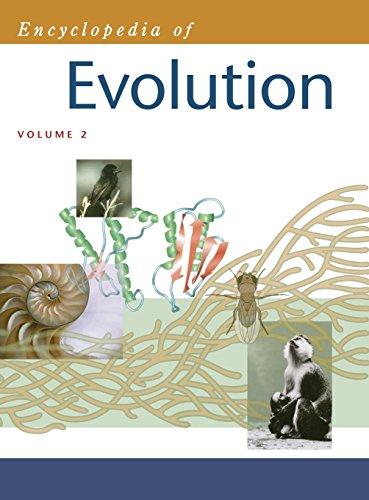 9780195148657: Encyclopedia of Evolution V2