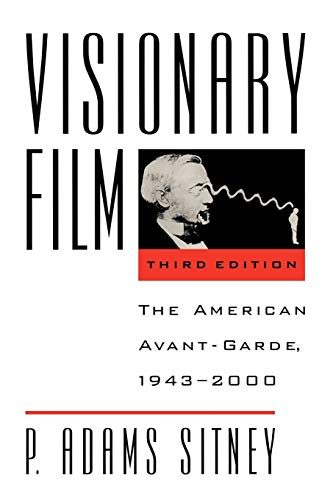 9780195148862: Visionary Film: The American Avant-Garde, 1943-2000
