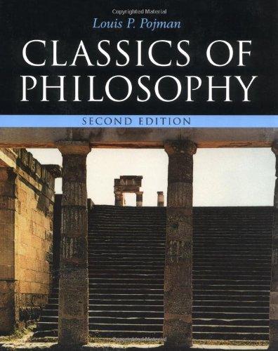 9780195148930: Classics of Philosophy