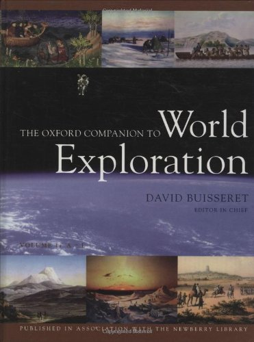 Oxford Companion to World Exploration