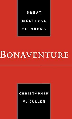 9780195149258: Bonaventure (Great Medieval Thinkers)