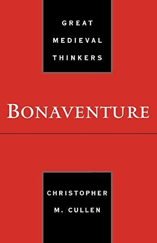 9780195149265: Bonaventure (Great Medieval Thinkers)