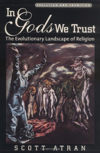 9780195149302: In Gods We Trust: The Evolutionary Landscape of Religion (Evolution and Cognition Series)
