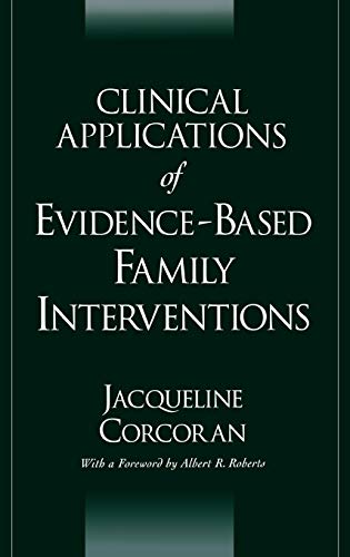 9780195149524: Clinical Applications of Evidence-Based Family Interventions