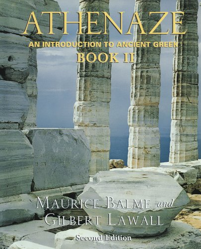 9780195149579: Athenaze: An Introduction to Ancient Greek, Vol. 2