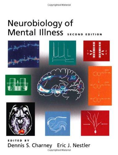 9780195149623: Neurobiology of Mental Illness