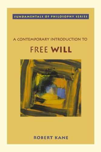 9780195149708: A Contemporary Introduction to Free Will