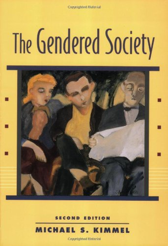 Gendered society kimmel