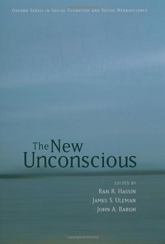 9780195149951: The New Unconscious (Social Cognition and Social Neuroscience)