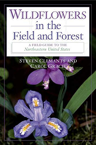 9780195150056: Wildflowers in the Field and Forest: A Field Guide to the Northeastern United States (Jeffrey Glassberg Field Guide Series)