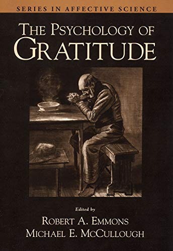 9780195150100: The Psychology of Gratitude (Series in Affective Science)