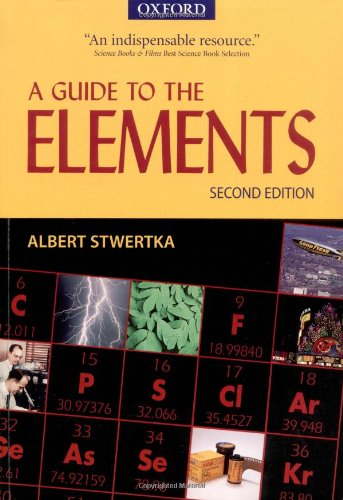 9780195150278: A Guide to the Elements (Oxford)