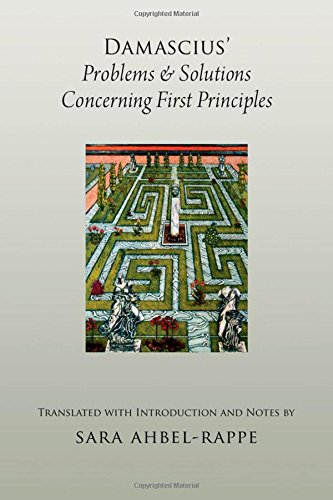 9780195150292: Damascius' Problems and Solutions Concerning First Principles (AAR Religions in Translation)