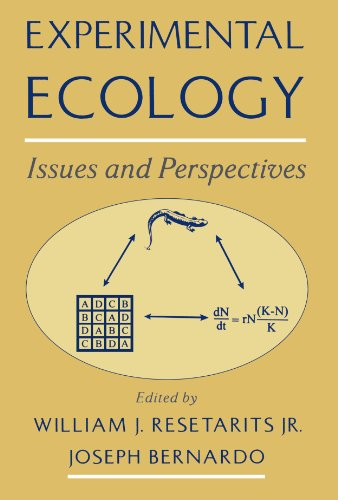 9780195150421: Experimental Ecology: Issues and Perspectives