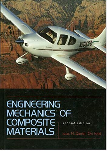 ENGINEERING MECHANICS OF COMPOSITE MATERIALS 2E: DANIEL/ISHAI