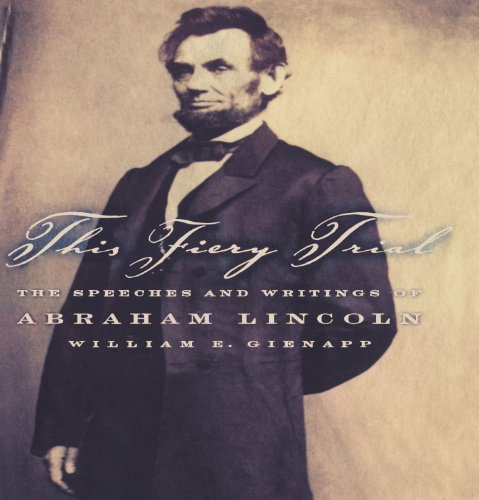 the fiery trial book review I suspect that, at some level, eric foner was always going to write this book he openly acknowledges in the fiery trial that lincoln has always loomed large in his research – even if he had not hitherto taken centre stage as subject – ever since he wrote his doctoral dissertation over four decades ago.