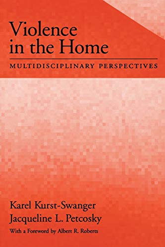 9780195151145: Violence in the Home: Multidisciplinary Perspectives (Psychology)