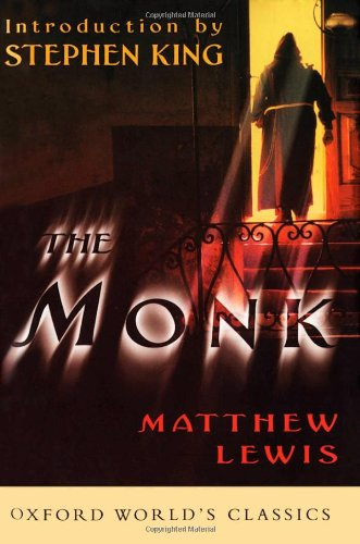 9780195151367: The Monk (Oxford World's Classics)