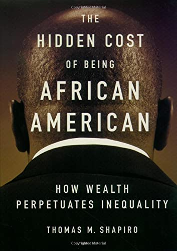 9780195151473: The Hidden Cost of Being African American: How Wealth Perpetuates Inequality