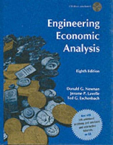 9780195151527: Engineering Economic Analysis