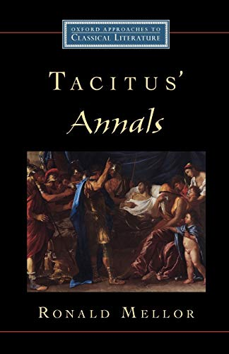 9780195151930: Tacitus' Annals (Oxford Approaches to Classical Literature)
