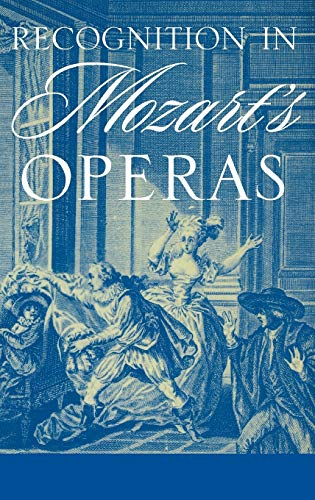 9780195151978: Recognition in Mozart's Operas