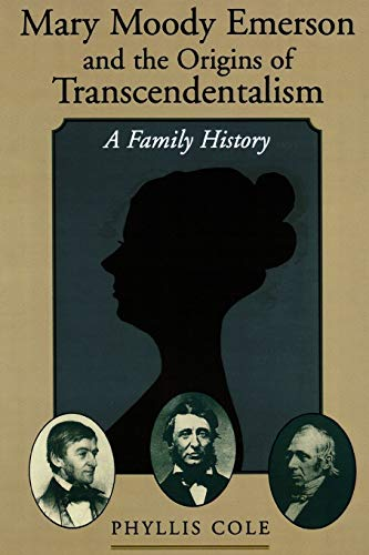 9780195152005: Mary Moody Emerson and the Origins of Transcendentalism: A Family History