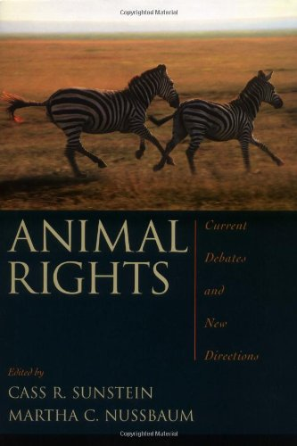 9780195152173: Animal Rights: Current Debates and New Directions