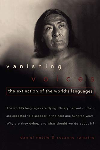 9780195152463: Vanishing Voices: The Extinction of the World's Languages