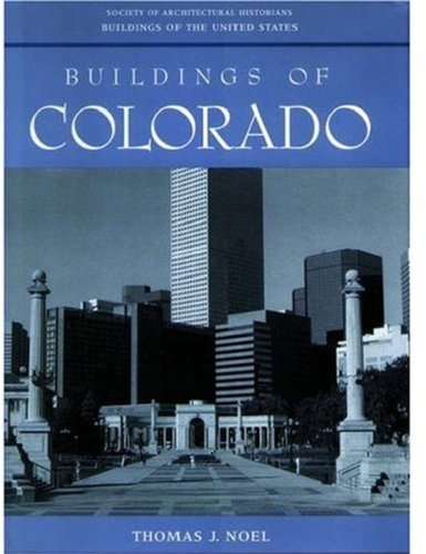 9780195152470: Buildings of Colorado (Buildings of the United States)